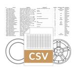 Artikelexport CSV Datei
